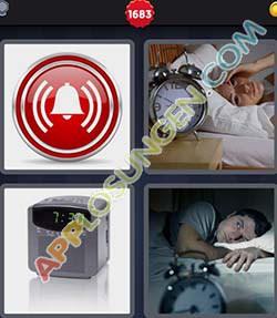 4 bilder 1 wort level 1683 lösung WECKER - 4 bilder 1 wort level 1683 lösung WECKER