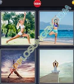 4 bilder 1 wort level 1684 lösung YOGA - 4 bilder 1 wort level 1684 lösung YOGA