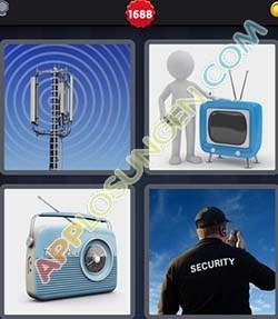 4 bilder 1 wort level 1688 lösung FUNK - 4 bilder 1 wort level 1688 lösung FUNK