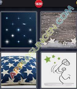 4 bilder 1 wort level 1691 lösung STERN - 4 bilder 1 wort level 1691 lösung STERN