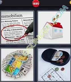 4 bilder 1 wort level 1695 lösung MIETE - 4 bilder 1 wort level 1695 lösung MIETE