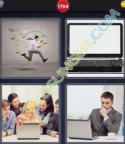 4 bilder 1 wort level 1704 lösung LAPTOP - 4 bilder 1 wort level 1704 lösung LAPTOP