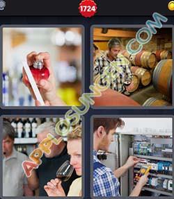 4 bilder 1 wort level 1724 lösung TESTER - 4 bilder 1 wort level 1724 lösung TESTER