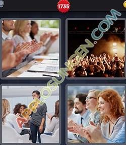 4 bilder 1 wort level 1735 lösung BEIFALL - 4 bilder 1 wort level 1735 lösung BEIFALL