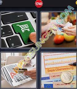 4 bilder 1 wort level 1741 lösung ZAHLUNG - 4 bilder 1 wort level 1741 lösung ZAHLUNG