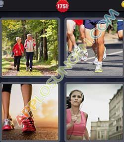 4 bilder 1 wort level 1751 lösung JOGGEN - 4 bilder 1 wort level 1751 lösung JOGGEN
