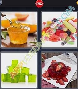4 bilder 1 wort level 1752 lösung GELEE - 4 bilder 1 wort level 1752 lösung GELEE