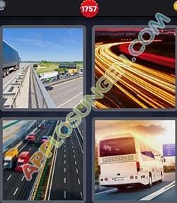 4 bilder 1 wort level 1757 lösung AUTOBAHN - 4 bilder 1 wort level 1757 lösung AUTOBAHN