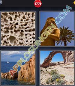 4 bilder 1 wort level 1771 lösung EROSION - 4 bilder 1 wort level 1771 lösung EROSION