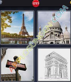4 bilder 1 wort level 1777 lösung PARIS - 4 bilder 1 wort level 1777 lösung PARIS