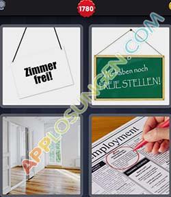 4 bilder 1 wort level 1780 lösung VAKANT - 4 bilder 1 wort level 1780 lösung VAKANT