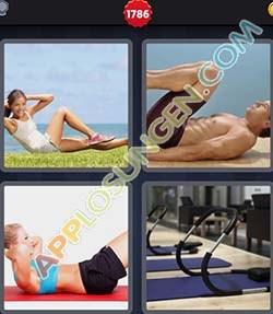 4 Bilder Und 1 Wort
