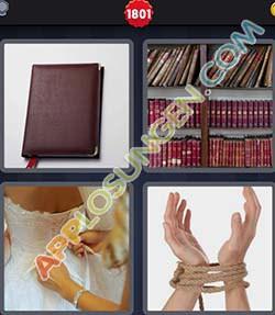 4 bilder 1 wort level 1801 lösung GEBUNDEN - 4 bilder 1 wort level 1801 lösung GEBUNDEN