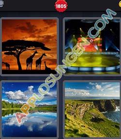 4 bilder 1 wort level 1805 lösung SZENERIE - 4 bilder 1 wort level 1805 lösung SZENERIE