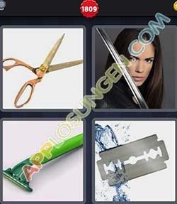 4 bilder 1 wort level 1809 lösung KLINGE - 4 bilder 1 wort level 1809 lösung KLINGE