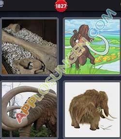 4 bilder 1 wort level 1827 lösung MAMMUT - 4 bilder 1 wort level 1827 lösung MAMMUT
