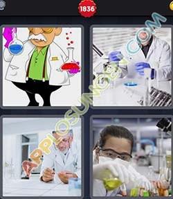 4 bilder 1 wort level 1836 lösung CHEMIKER - 4 bilder 1 wort level 1836 lösung CHEMIKER