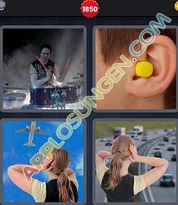 4 bilder 1 wort level 1850 lösung LARM - 4 bilder 1 wort level 1850 lösung LARM