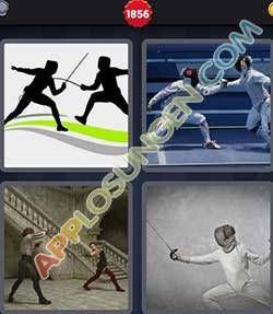 4 bilder 1 wort level 1856 lösung FECHTEN - 4 bilder 1 wort level 1856 lösung FECHTEN