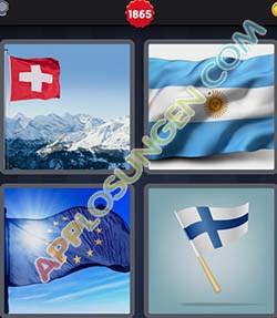 4 bilder 1 wort level 1865 lösung FLAGGE - 4 bilder 1 wort level 1865 lösung FLAGGE