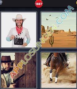 4 bilder 1 wort level 1887 lösung WESTERN - 4 bilder 1 wort level 1887 lösung WESTERN