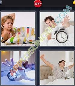 4 bilder 1 wort level 1947 lösung ERWACHT - 4 bilder 1 wort level 1947 lösung ERWACHT