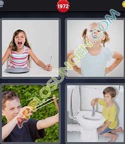 4 bilder 1 wort level 1972 lösung UNARTIG - 4 bilder 1 wort level 1972 lösung UNARTIG