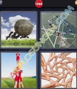 4 bilder 1 wort level 1988 lösung TEAMWORK - 4 bilder 1 wort level 1988 lösung TEAMWORK