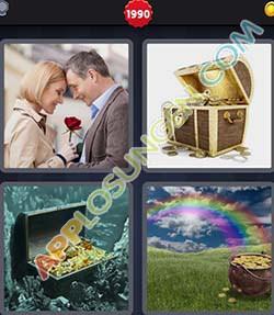 4 bilder 1 wort level 1990 lösung SCHATZ - 4 bilder 1 wort level 1990 lösung SCHATZ