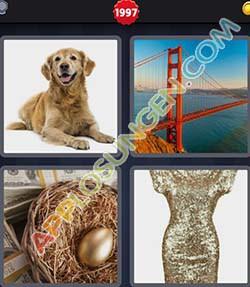 4 bilder 1 wort level 1997 lösung GOLDEN - 4 bilder 1 wort level 1997 lösung GOLDEN