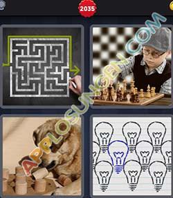 4 bilder 1 wort level 2035 lösung CLEVER - 4 bilder 1 wort level 2035 lösung CLEVER