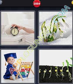 4 bilder 1 wort level 2054 lösung FRUH - 4 bilder 1 wort level 2054 lösung FRUH