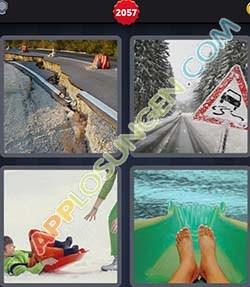 4 bilder 1 wort level 2057 lösung RUTSCHEN - 4 bilder 1 wort level 2057 lösung RUTSCHEN