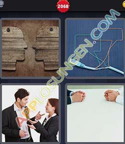 4 bilder 1 wort level 2068 lösung DIALOG - 4 bilder 1 wort level 2068 lösung DIALOG
