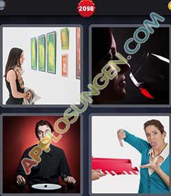4 bilder 1 wort level 2098 lösung KRITIKER - 4 bilder 1 wort level 2098 lösung KRITIKER
