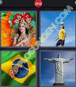 4 bilder 1 wort level 2112 lösung BRASILIEN - 4 bilder 1 wort level 2112 lösung BRASILIEN