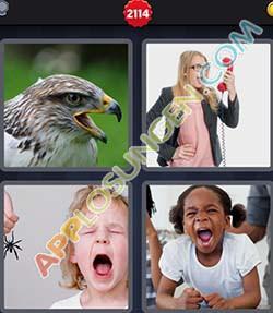 4 bilder 1 wort level 2114 lösung KREISCHEN - 4 bilder 1 wort level 2114 lösung KREISCHEN