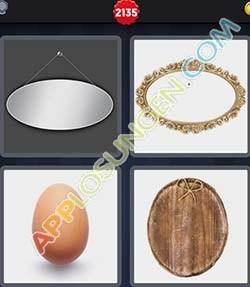 4 bilder 1 wort level 2135 lösung OVAL - 4 bilder 1 wort level 2135 lösung OVAL