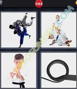4 bilder 1 wort level 2153 lösung JUDO - 4 bilder 1 wort level 2153 lösung JUDO
