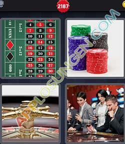 4 bilder 1 wort level 2187 lösung ROULETTE - 4 bilder 1 wort level 2187 lösung ROULETTE