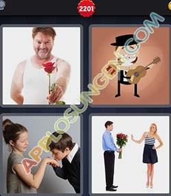 4 bilder 1 wort level 2201 lösung VEREHRER - 4 bilder 1 wort level 2201 lösung VEREHRER