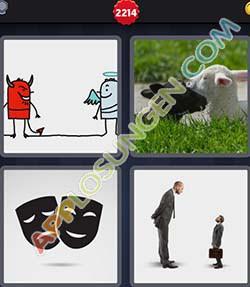 4 bilder 1 wort level 2214 lösung GEGENTEIL - 4 bilder 1 wort level 2214 lösung GEGENTEIL