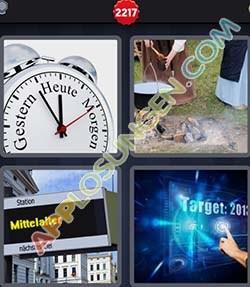 4 bilder 1 wort level 2217 lösung ZEITREISE - 4 bilder 1 wort level 2217 lösung ZEITREISE