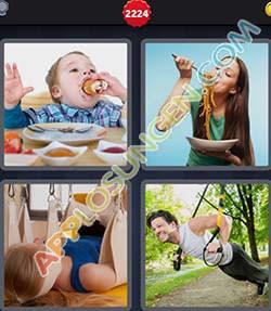4 bilder 1 wort level 2224 lösung SCHLINGEN - 4 bilder 1 wort level 2224 lösung SCHLINGEN