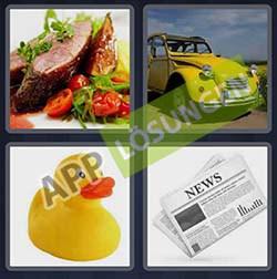 4 bilder 1 wort level 223 lösung ente | bilder und sprüche für whatsapp und facebook kostenlos