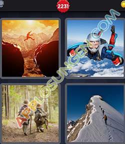 4 bilder 1 wort level 2231 lösung ABENTEUER - 4 bilder 1 wort level 2231 lösung ABENTEUER