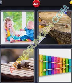 4 bilder 1 wort level 2241 lösung XYLOPHON - 4 bilder 1 wort level 2241 lösung XYLOPHON