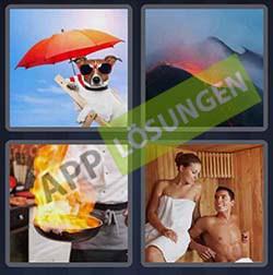 4 bilder 1 wort level 228 lösung HEISS - 4 bilder 1 wort level 228 lösung HEISS