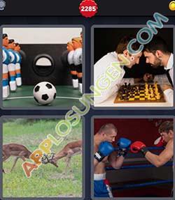 4 bilder 1 wort level 2285 lösung RIVALEN - 4 bilder 1 wort level 2285 lösung RIVALEN
