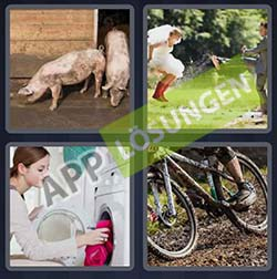 4 bilder 1 wort level 229 lösung DRECKIG - 4 bilder 1 wort level 229 lösung DRECKIG